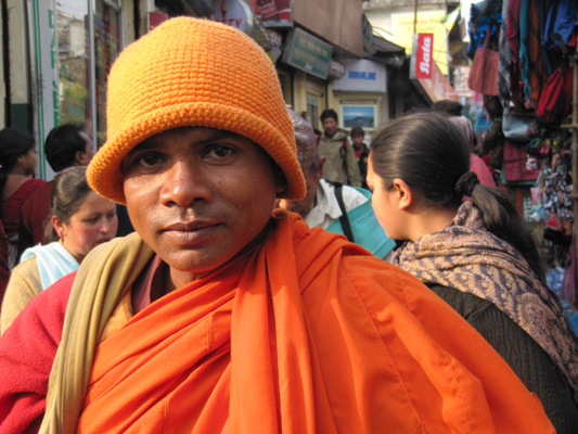 Darjeeling monk